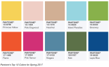 First Look: Fashion Forward Colors for Next Semester