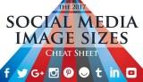 Tips and Tricks: Social Media Image Sizes CheatSheet