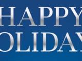 Happy Holidays fromDSC!