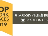 THE WISCONSIN STATE JOURNAL NAMES THE DOUGLAS STEWART COMPANY A WINNER OF THE MADISON TOP WORKPLACES 2019AWARD