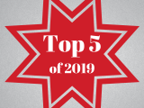 Top 5 Blog Posts of 2019