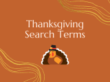 10 Most Popular Thanksgiving Search Terms