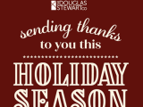 Happy Holidays fromDSC