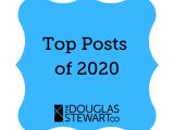 Top 5 Blog Posts of 2020