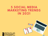 2021 Trends Explained: 5 Social Media Marketing Trends